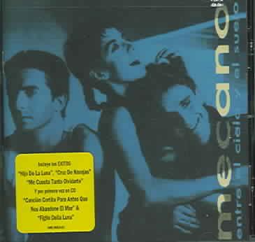 ENTRE EL CIELO Y EL SUELO BY MECANO (CD)