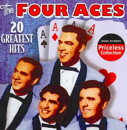 20 GREATEST HITS BY FOUR ACES (CD)