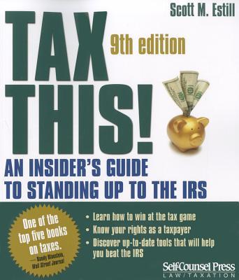 Tax This! By Estill, Scott M.